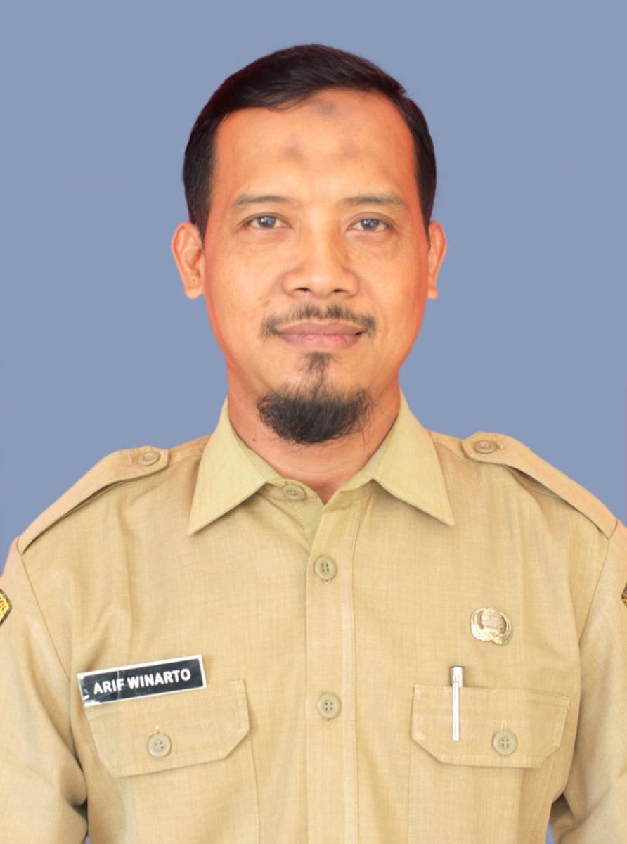 Arif Winarto, S.Pd.