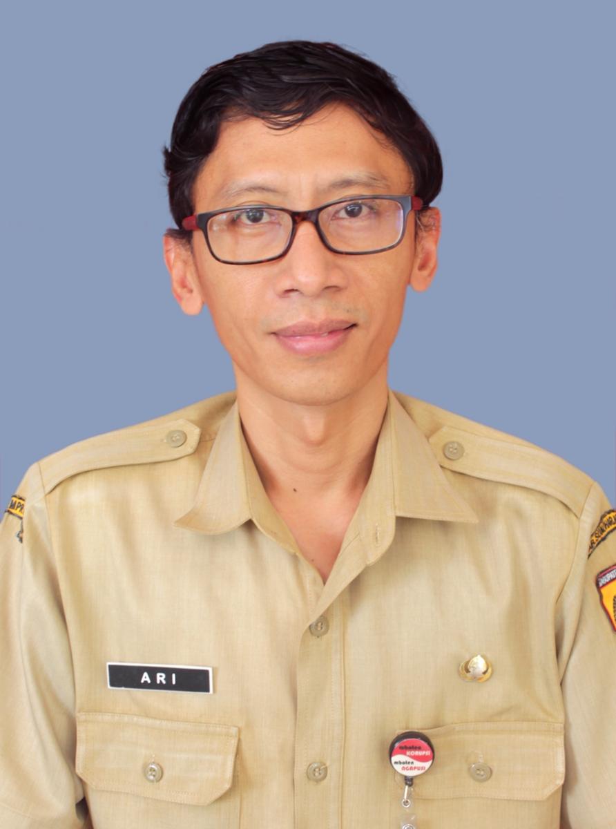 Priyono Wahyu Ari W, ST.