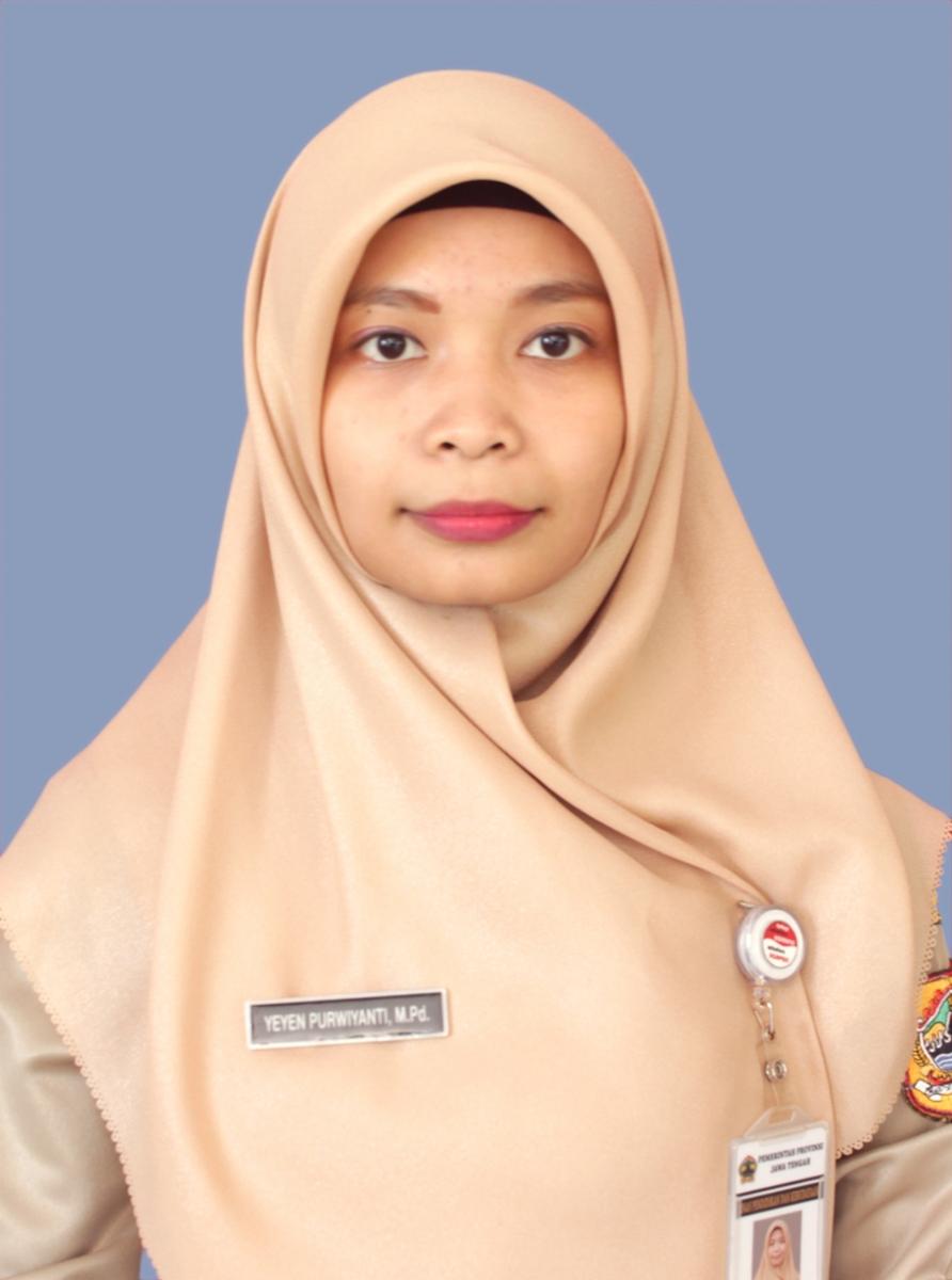 Yeyen Purwiyanti, S.Pd., M.Pd.