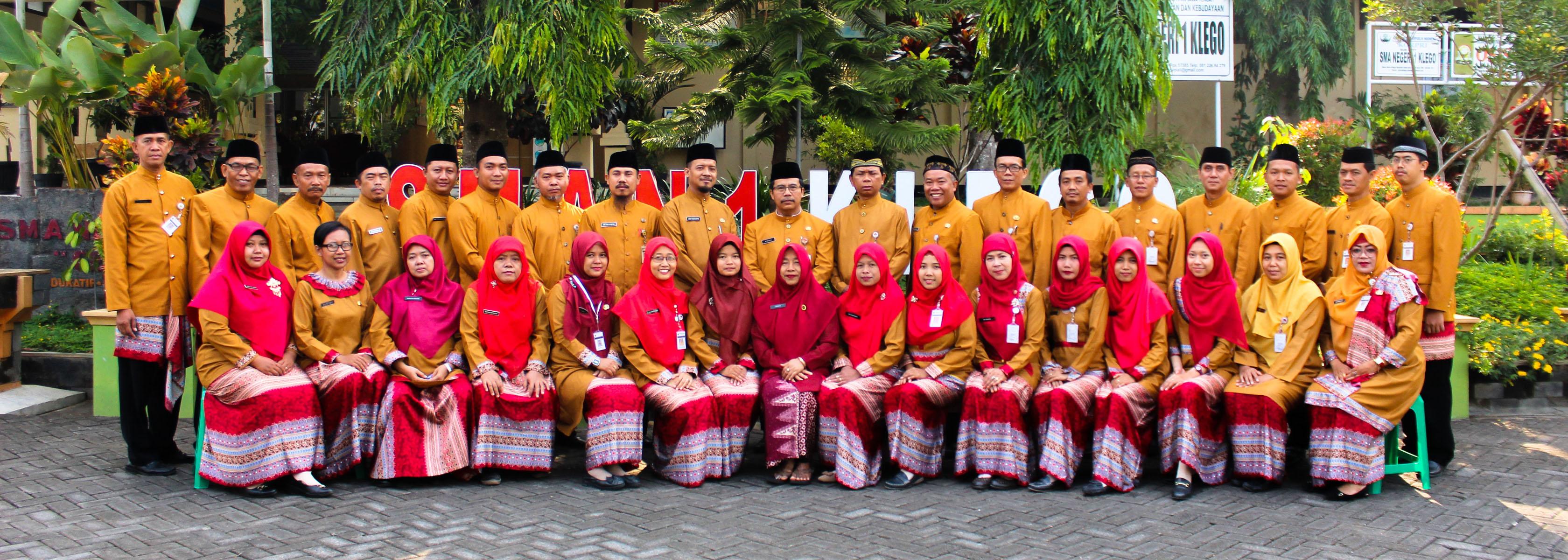 Pakaian Adat Jawa